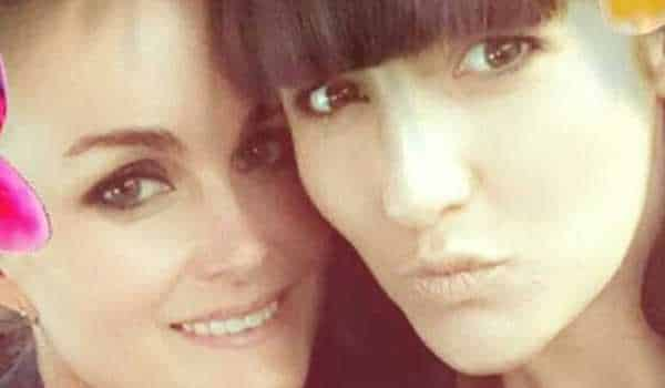 Laeticia Hallyday fait une adorable déclaration d'amour à sa sœur !