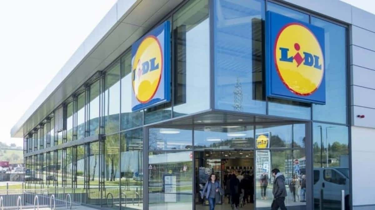 Lidl a fait don de 100 000 euros de marchandises aux Belges !