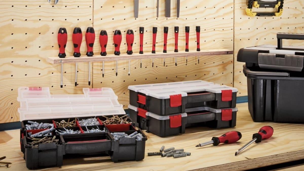 Lidl tease sa nouvelle collection d'outils de bricolage à prix mini !