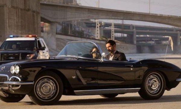 Lucifer: la Corvette de Tom Ellis dans la série finira dans un musée ?