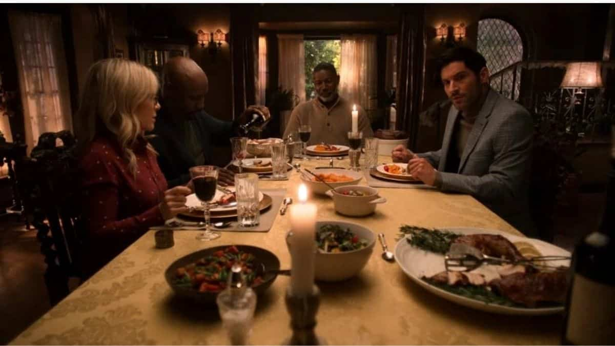 Lucifer Tom Ellis dévoile la scène la plus épuisante de la série !