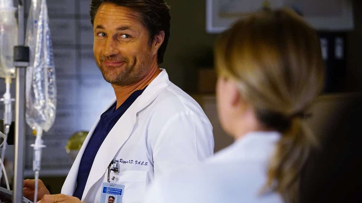 Martin Henderson (Grey's Anatomy) se confie sur ses différents rôles !