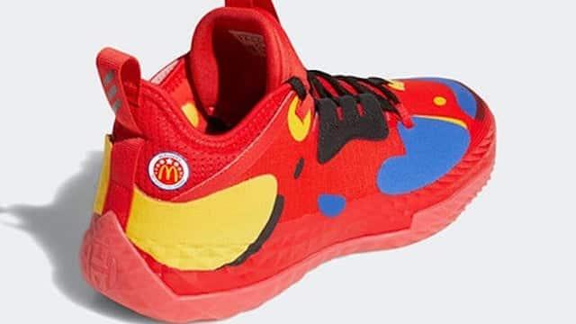 Mcdonald's: Adidas lance des sneakers aux couleurs du célèbre fast-food !
