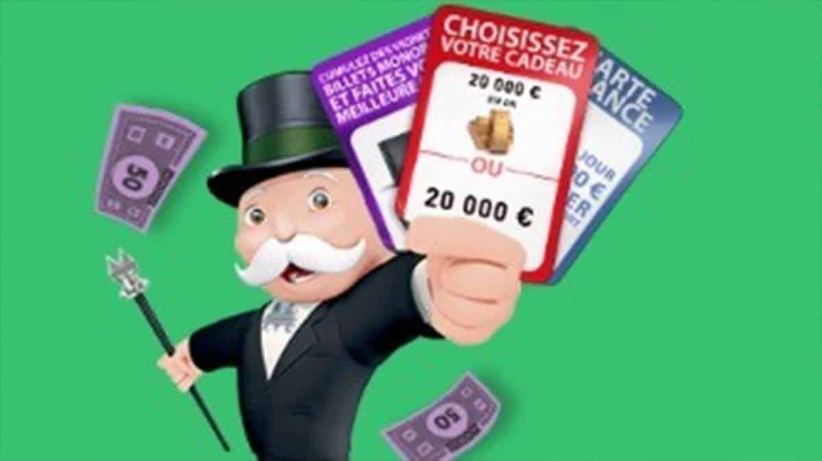 Mcdonald's: le jeu du Monopoly fait enfin son grand retour !
