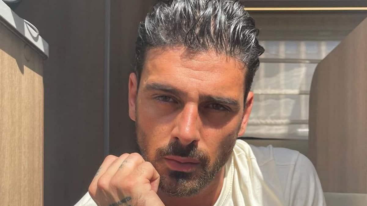 Michele Morrone: l'acteur de 365 Dni célèbre la victoire de l'Italie !
