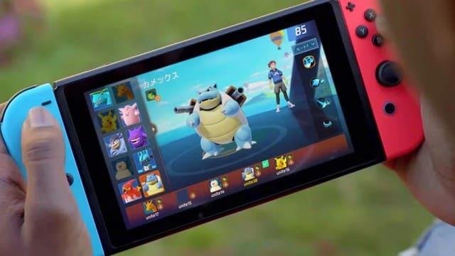 Pokémon Unite débarque enfin disponible sur Nintendo Switch !