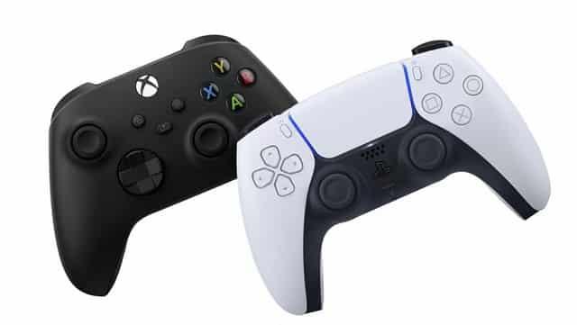 PS5: la future manette Xbox copiée sur la manette DualSense de Sony ?