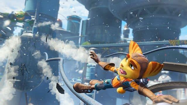 PS5: le jeu «Ratchet & Clank: Rift Apart» dévoile une MAJ de dingue !