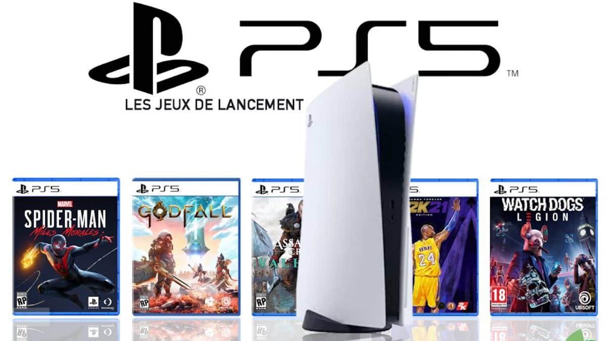 PS5: Top 5 des jeux vidéos incroyables qui débarquent cette année !