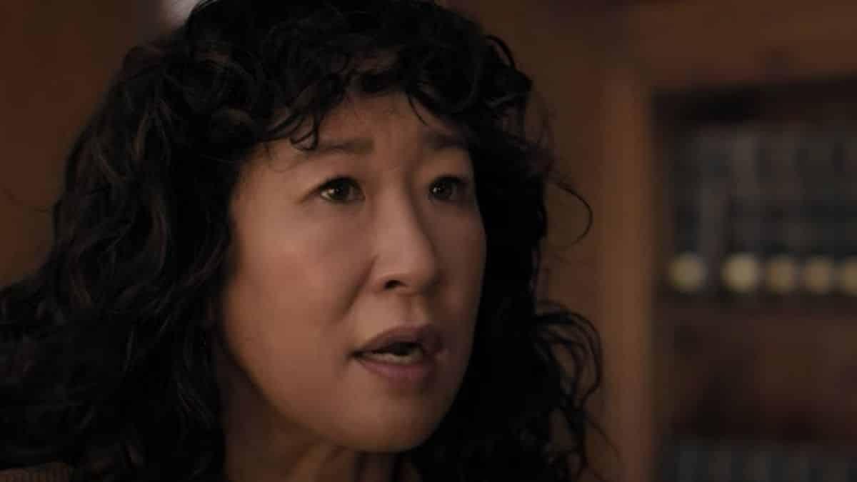 """Sandra Oh (Grey's Anatomy) dévoile un nouveau trailer de """"The Chair"""" !"""