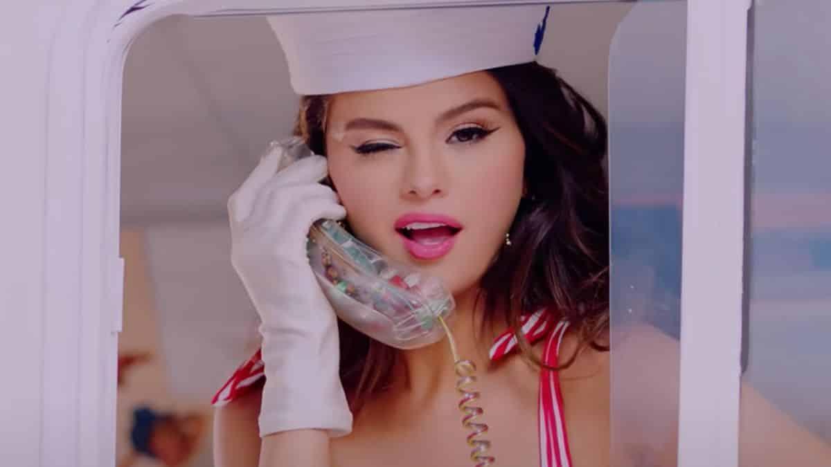 "Selena Gomez ultra fan du film déjà culte ""BLACKPINK the Movie"" !"