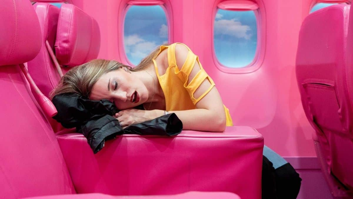 TikTok: une astuce pour bien dormir en voyage fait un gros carton !