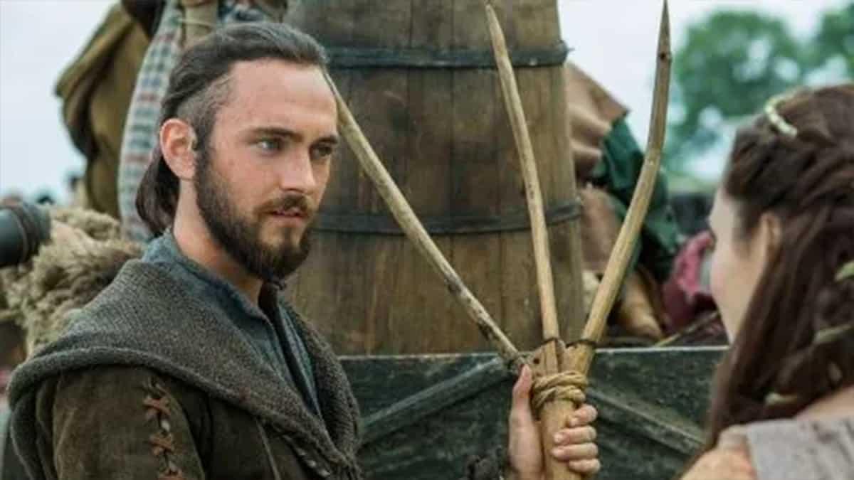 Vikings: les fans découvrent une autre incohérence sur Athelstan !