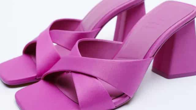 Zara : ces nouvelles chaussures ultra stylés vendues à un prix cassé sont les stars de l'été
