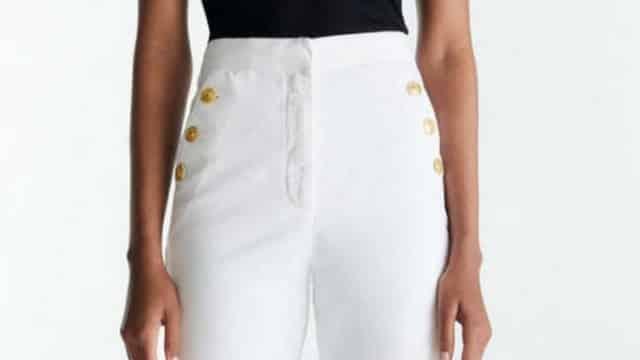 Zara lance ce nouveau pantalon ultra classe pour les soirées d'été !