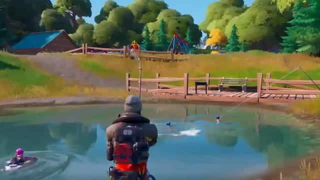 Fortnite: comment attraper une arme en pêchant dans le jeu vidéo ?