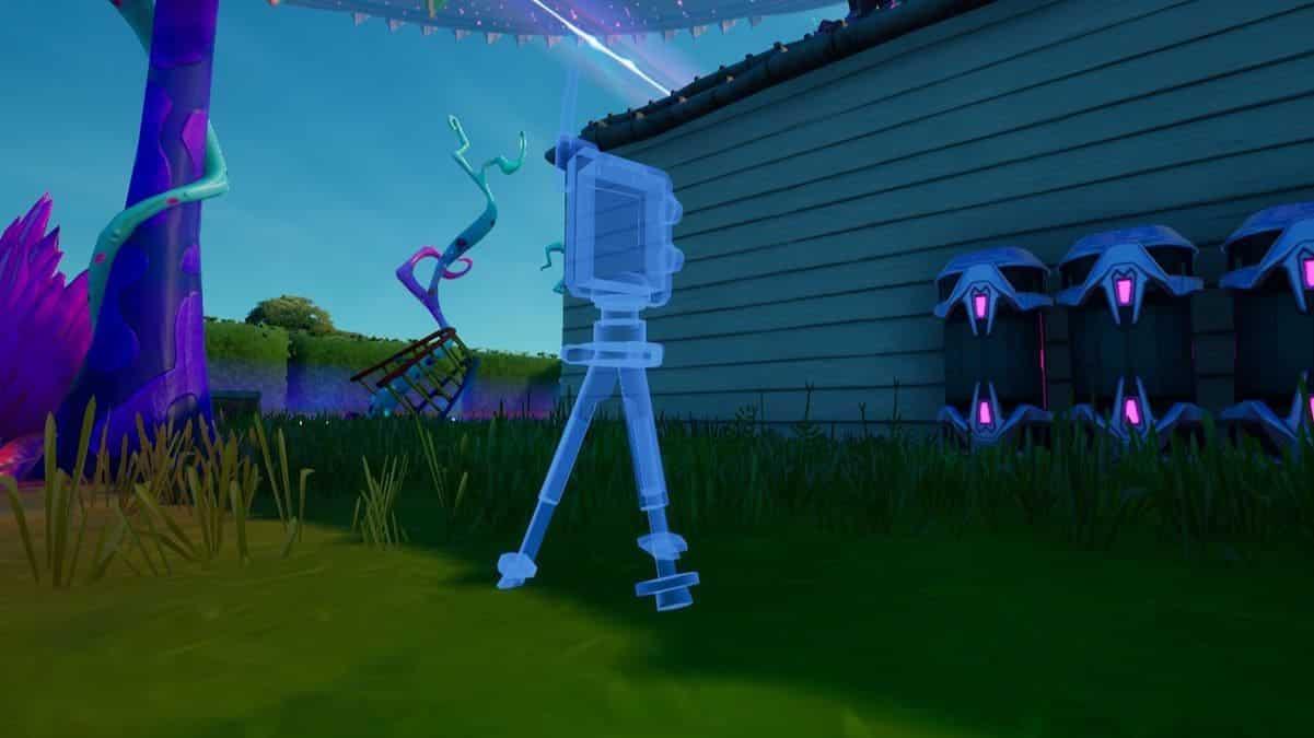 Fortnite: où déployer les scanners dans le biome extraterrestre ?