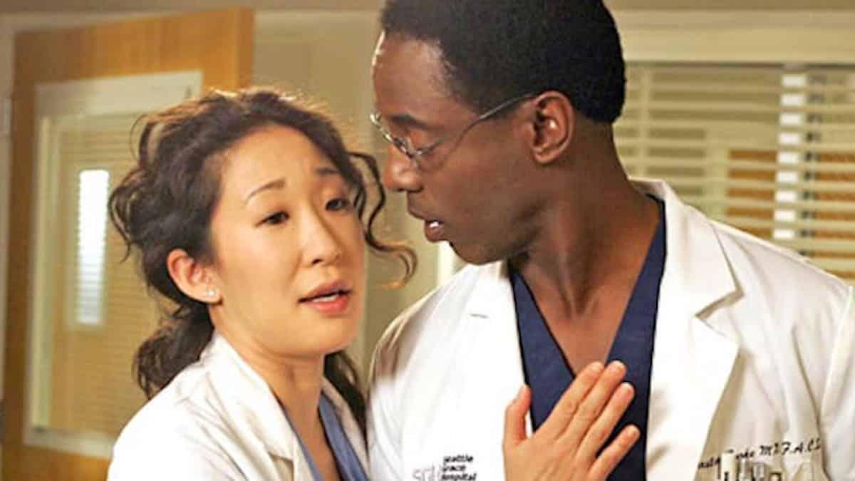 Grey's Anatomy: Isaiah Washington très stressé de rejouer Burke ?