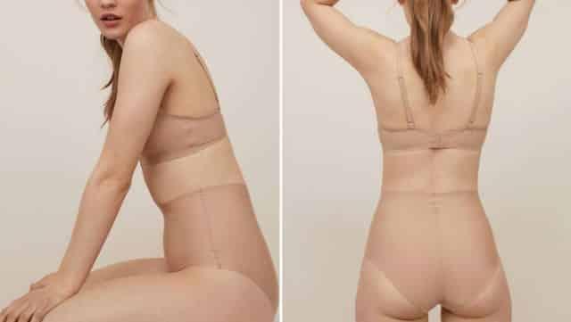 H&M lance des culottes gainantes pas chères pour sublimer vos formes !