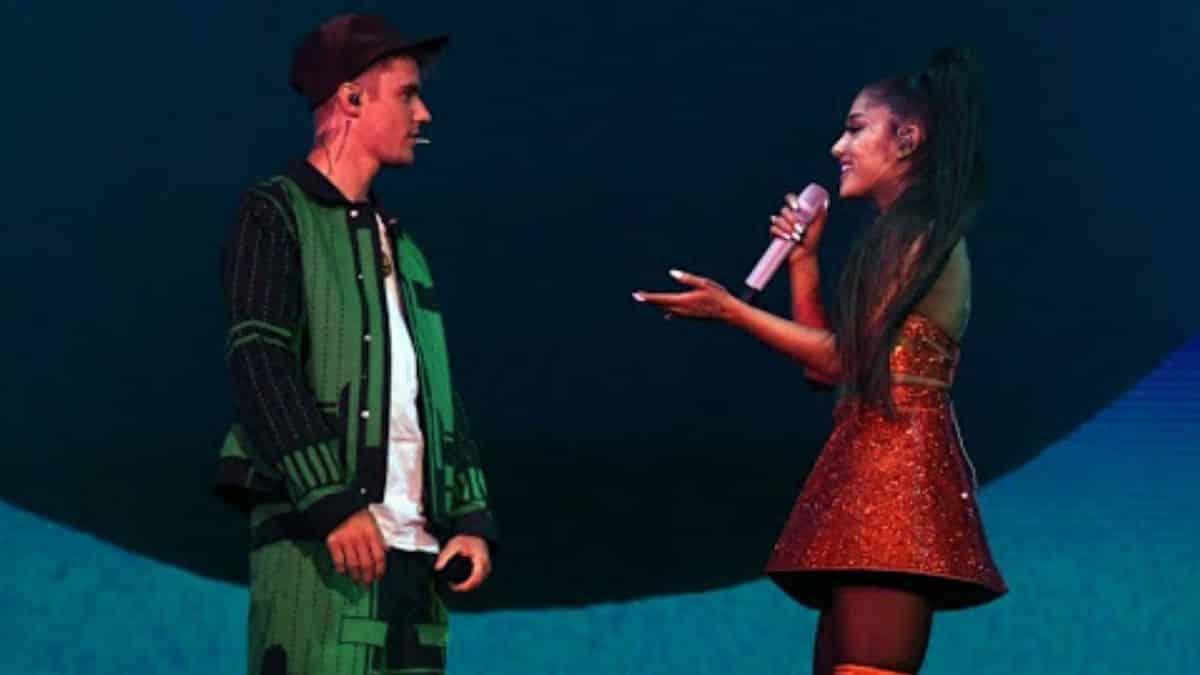 Justin Bieber: son hit avec Ariana Grande a rapporté des millions !
