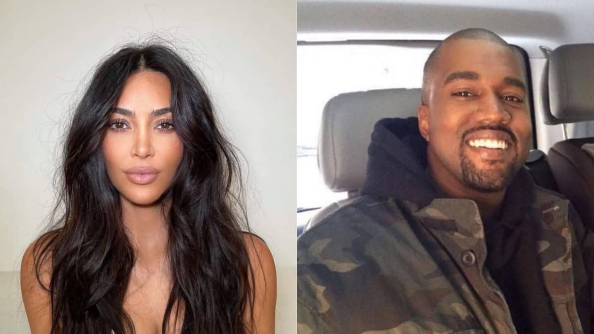 Kim Kardashian déjà super fan du nouvel album de Kanye West «Donda» !