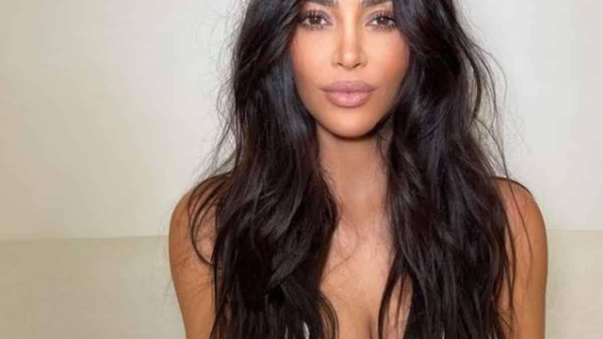 Kim Kardashian: sa tenue ultra originale pour soutenir Kanye West !