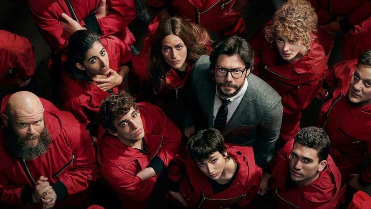 Netflix dévoile le trailer officiel de «La Casa de Papel» saison 5 !