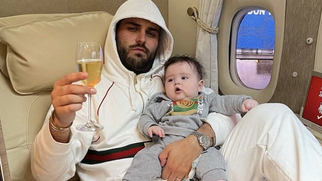 Nikola (Objectif reste du Monde) refuse que son fils fasse de la télé ?