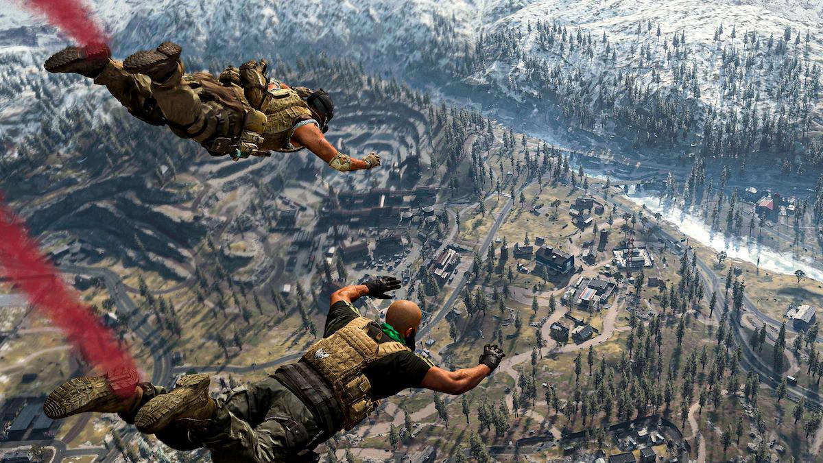 PS5: «Call of Duty Warzone» bientôt optimisé pour la console de Sony ?