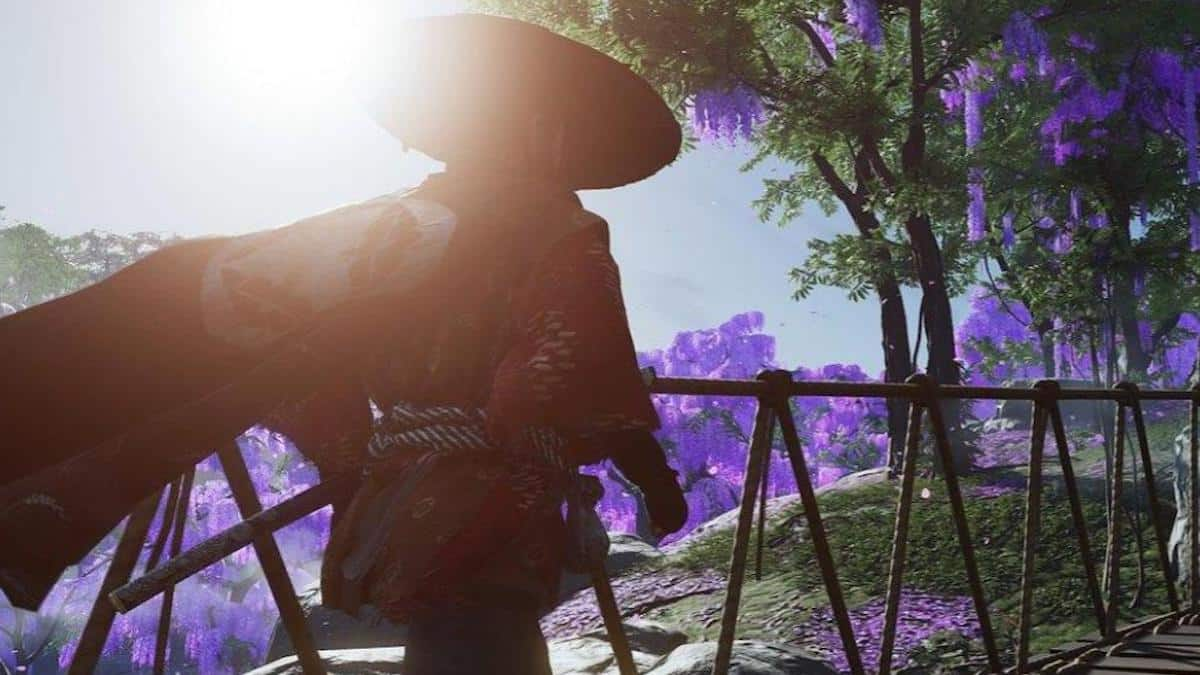 PS5: un nouveau chapitre disponible dans le jeu «Ghost of Tsushima» !