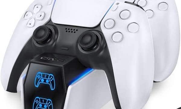 PS5: un set de chargeur de manettes disponible pour moins de 15€ ?
