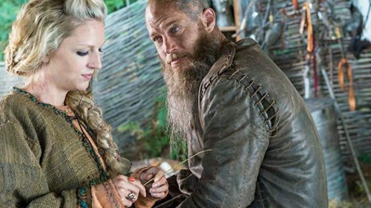 Vikings: Helga trop bien pour Floki dans la série médiévale ?
