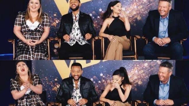 Ariana Grande comment la chanteuse bouscule la saison de The Voice ?