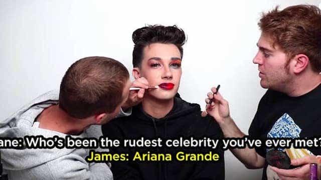 Ariana Grande: James Charles regrette de l'avoir qualifiée de «grossière» !
