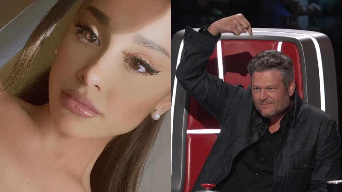 Ariana Grande va bientôt remplacer Blake Shelton dans The Voice US ?