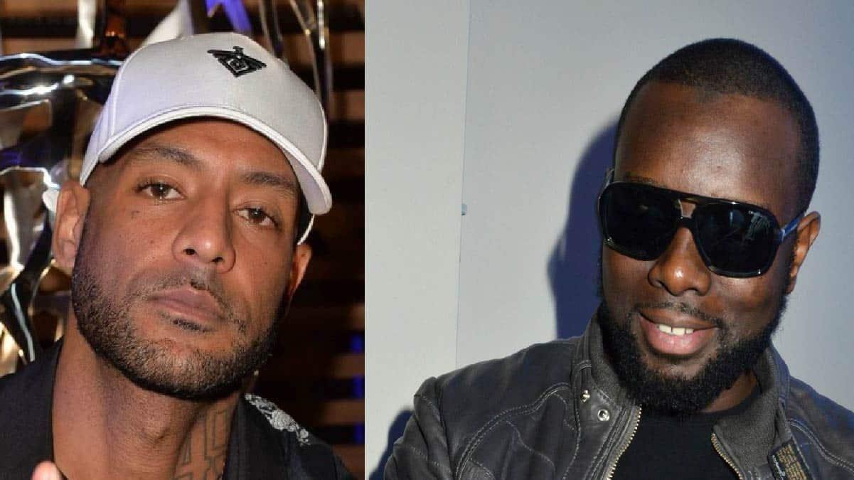 Booba attend avec impatience le feat entre Gims et Chris Brown !