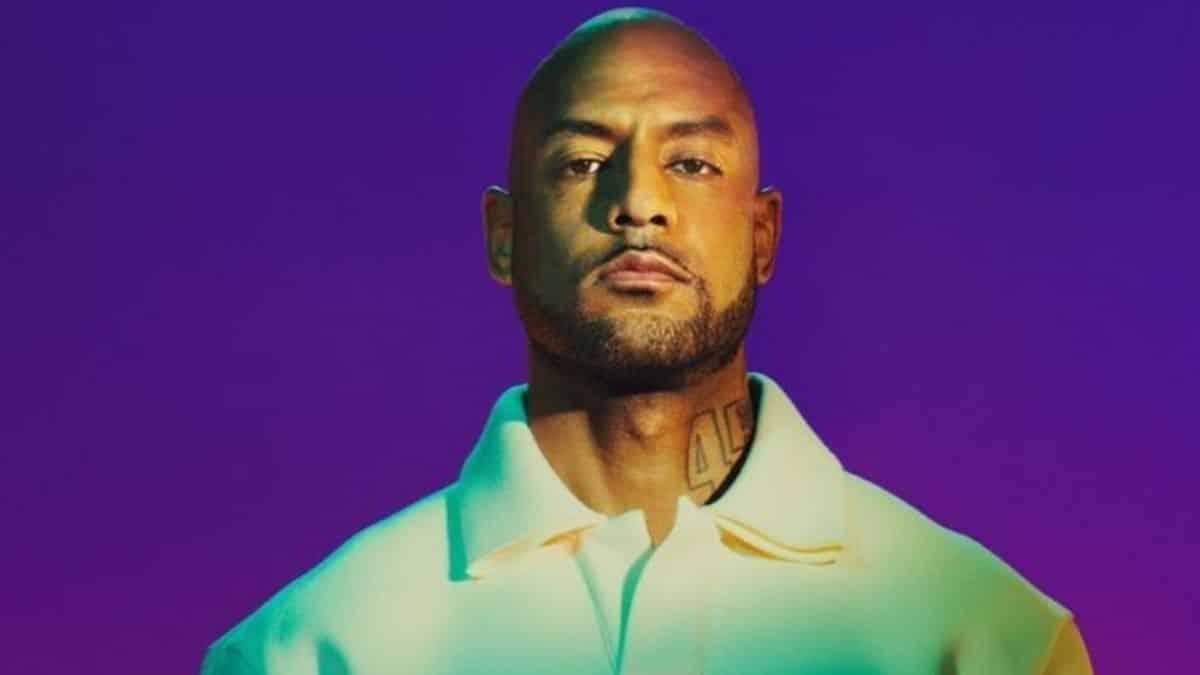 """Booba: le rappeur certifié single d'or avec son tube """"GP"""" !"""