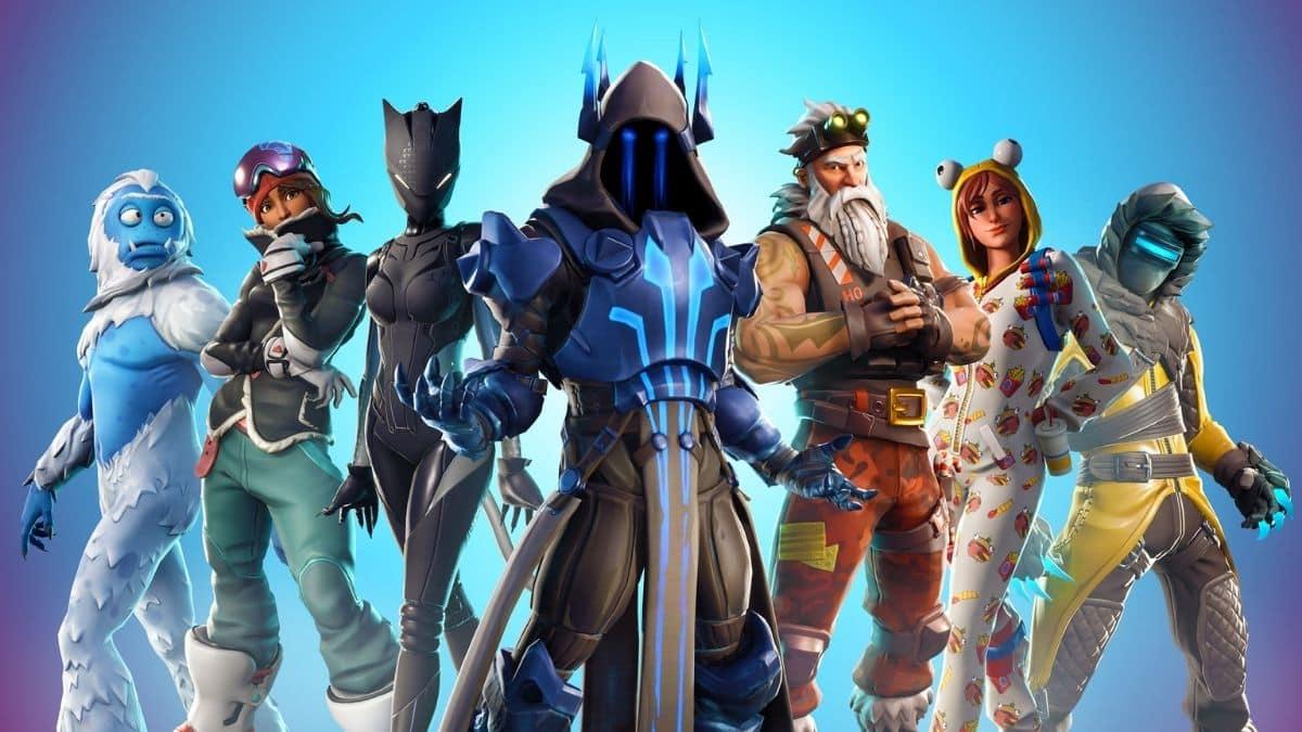 Fortnite saison 7 comment obtenir l'Aquari-Axe dans le jeu vidéo
