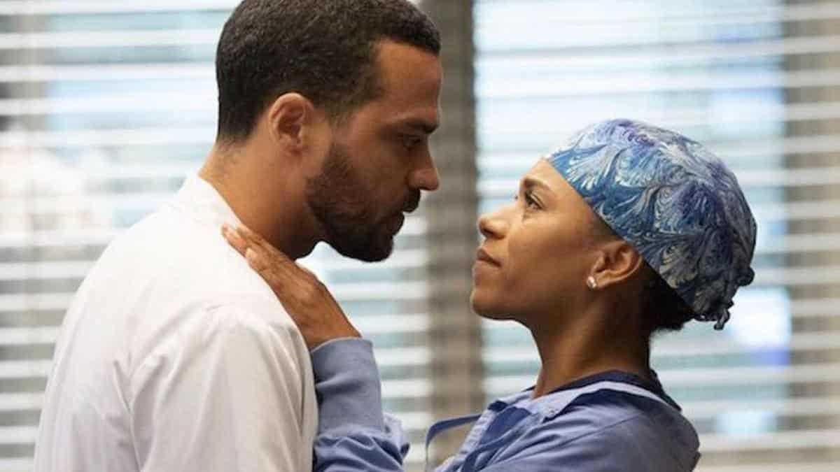 Grey's Anatomy: ce gros soucis dans le couple de Jackson et Maggie !