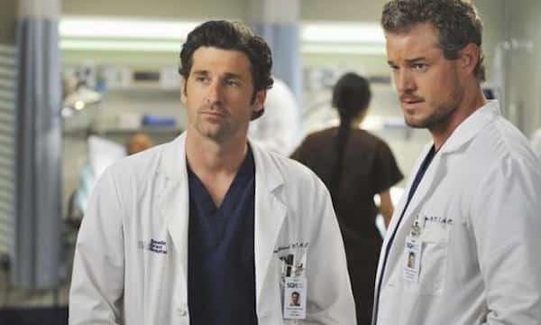 Grey's Anatomy: Derek et Mark auraient pu se mettre en couple ?