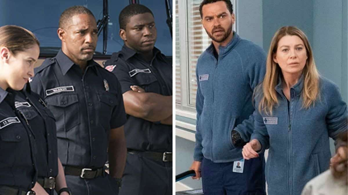 Grey's Anatomy reviendra dans un crossover avec Station 19 !