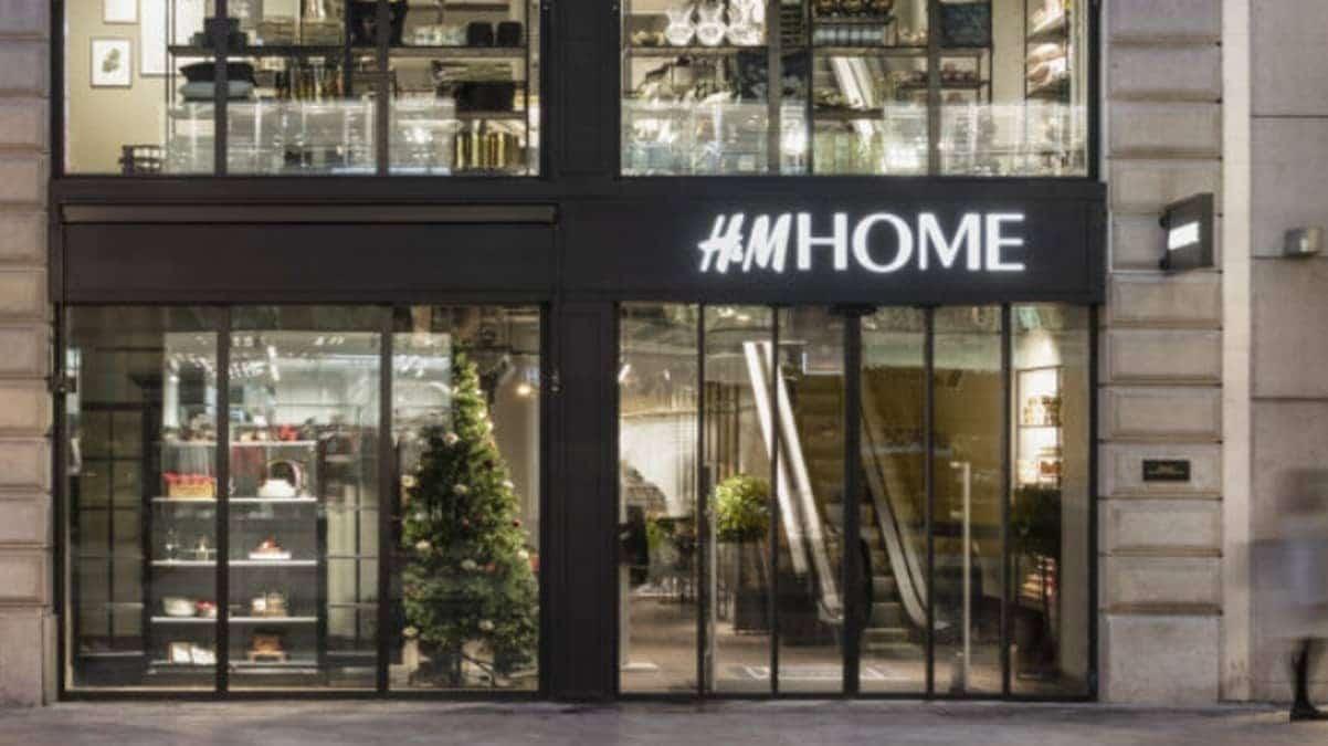 H&M Home: la nouvelle boutique à Paris est moins chère que Zara Home ?