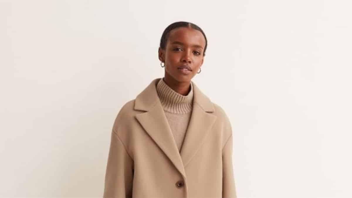 H&M lance son manteau élégant pour l'automne à moins de 40 euros !