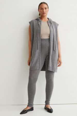 H&M met en vente son nouveau legging en cachemire ultra comfy !