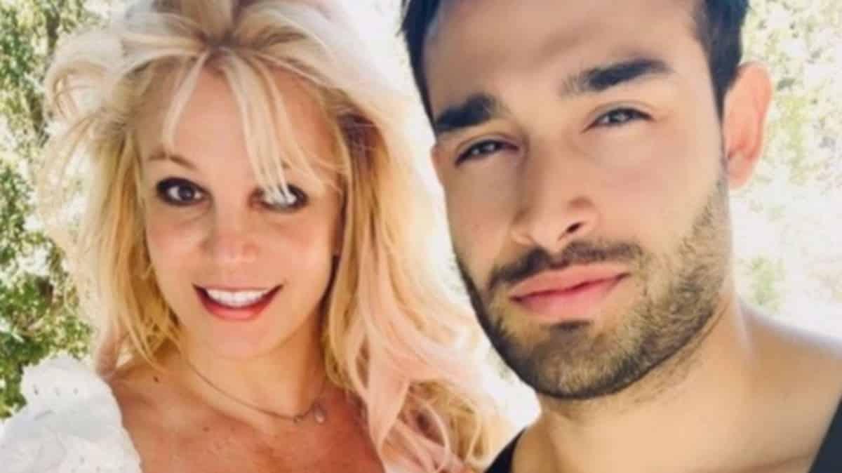 Instagram: Britney Spears super fière d'être fiancée à Sam Asghari !