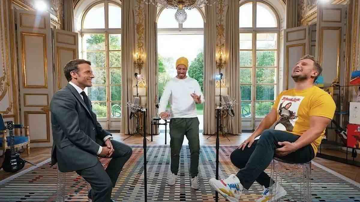 Instagram: Emmanuel Macron relève enfin le défi de McFly et Carlito