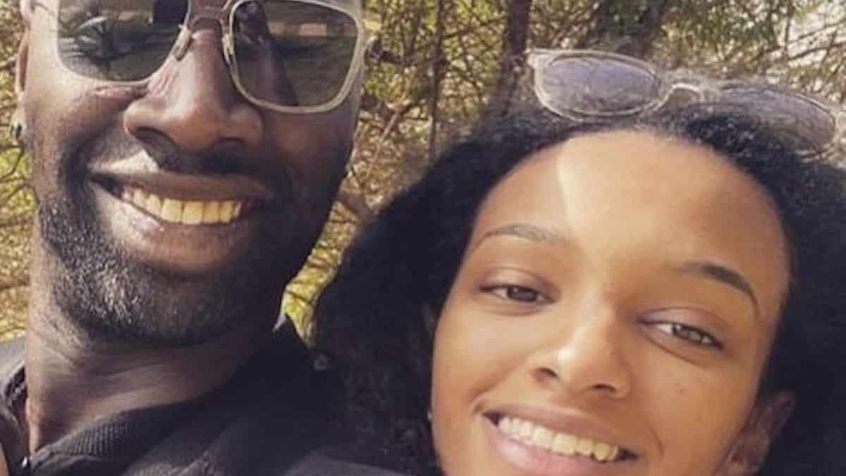 Instagram: Omar Sy dévoile une photo inédite de sa fille Amani-Nour !