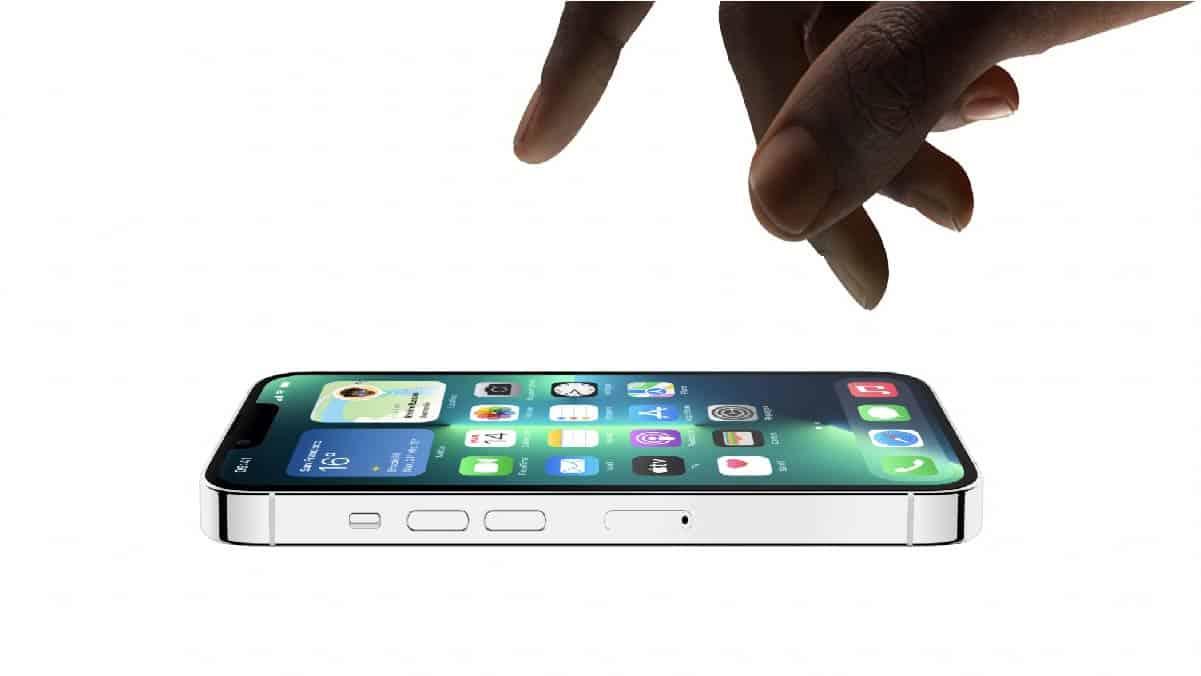 iPhone 13: le 120 Hz ne marche pas sur les animations des applications !