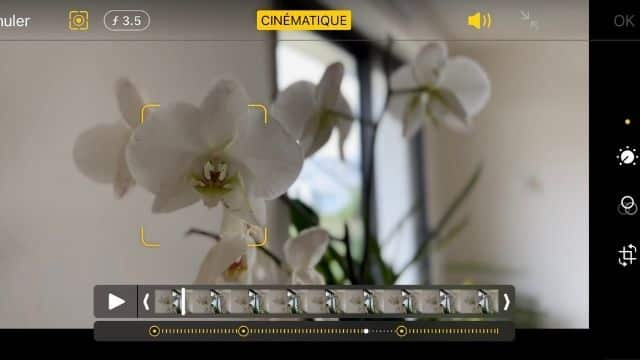 iPhone: comment envoyer ses plus belles vidéos en mode cinématique ?