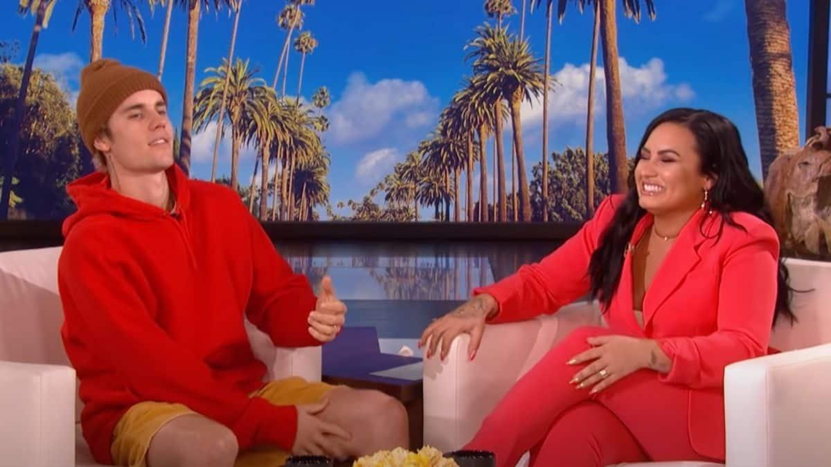 Justin Bieber - Demi Lovato fan de son couple avec Hailey Baldwin !